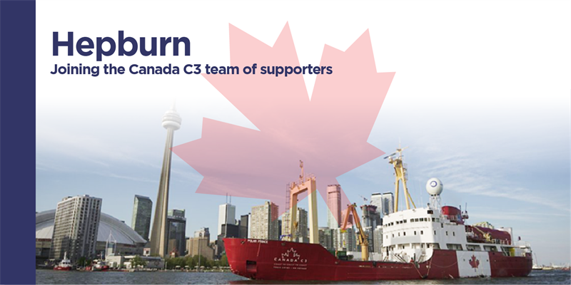 Joining the Canada C3 team of supporters