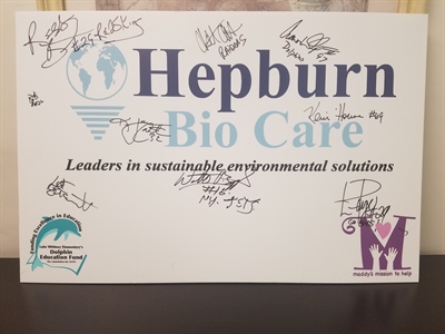 Hepburn Bio Care supporting Maddy's Mission to Help