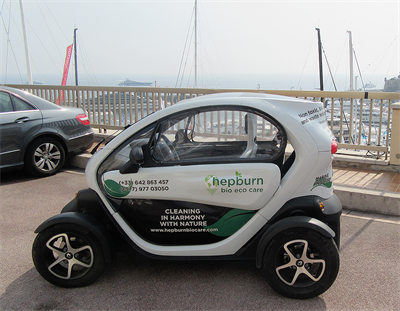 Have you seen our new Twizy ?