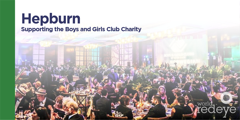 Supporting the Boys and Girls Club charity