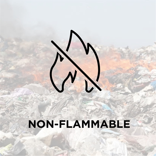 Non-flammable