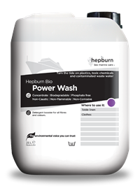 Hepburn Bio Power Wash